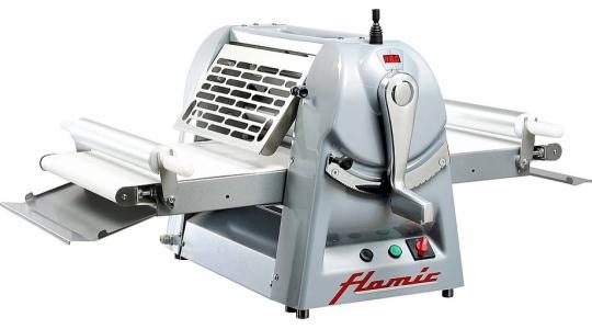Тестораскаточная машина SF450BD-700