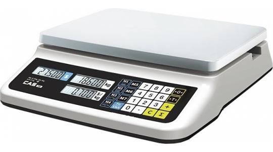 Торговые весы PR-15B LCD