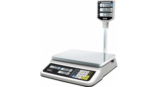Торговые весы PR-15P LCD
