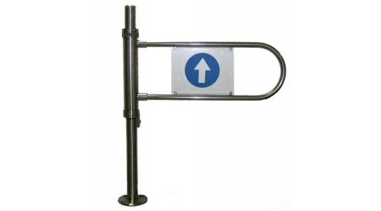 Ворота механические ЛЕВЫЕ с системой «антипаника» MGL1060-CR
