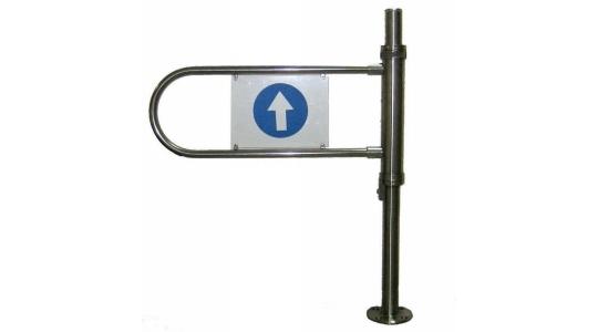 Ворота механические ПРАВЫЕ с системой «антипаника»